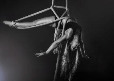 Australian Circus Artists Aerial Rope